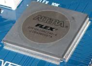 Salah satu FPGA buatan Altera