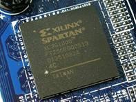Salah satu FPGA buatan Xilinx