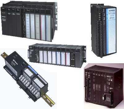 Gambar PLC Ge Fanuc CIM-003