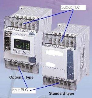 I/O pada PLC type single box