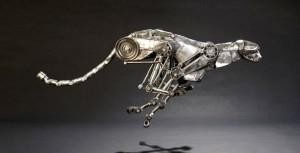 Robot hewan - Robot Cheetah